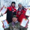САТУРНФИШ, Чемпионат Моршанского р-а по зимней блесне, 2-е место